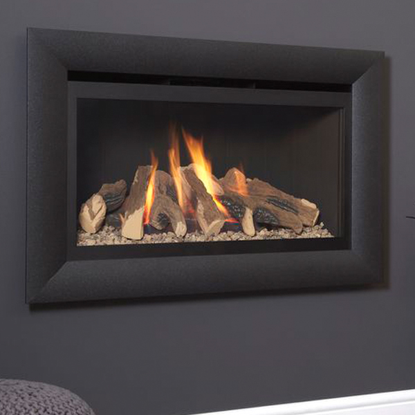 Flavel Rocco Wall Mounted Balanced Flue Gas Fire Flames
