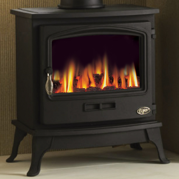 Gallery Tiger Gas Stove | Flames.co.uk