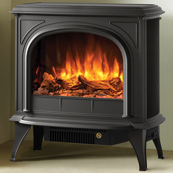 Gazco Huntingdon 40 Electric Stove Flames Co Uk
