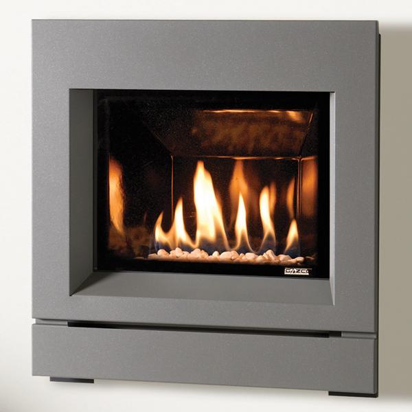 Gazco Logic He Designio Balanced Flue Convector Gas Fire