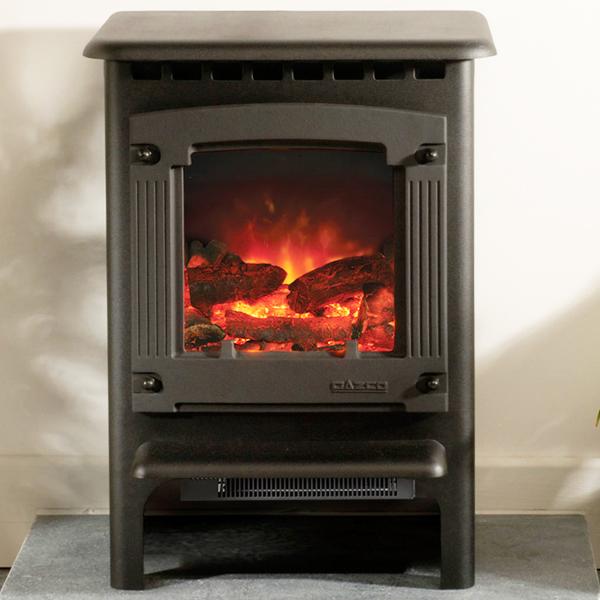 Gazco Marlborough Small Electric Stove Flames Co Uk