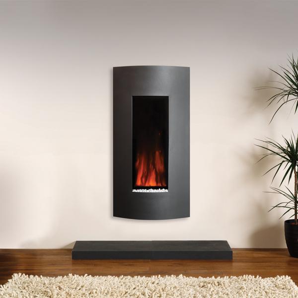 Wonderful Electric Flame Fires Uk Part - 9: Gazco Studio 22 Verve Electric Fire