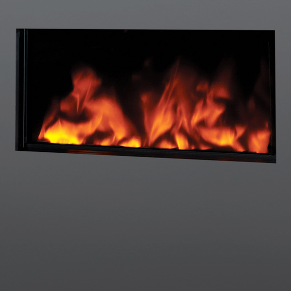 Electric Flame Fires Uk Part - 27: Gazco Studio Inset 80 Electric Fire