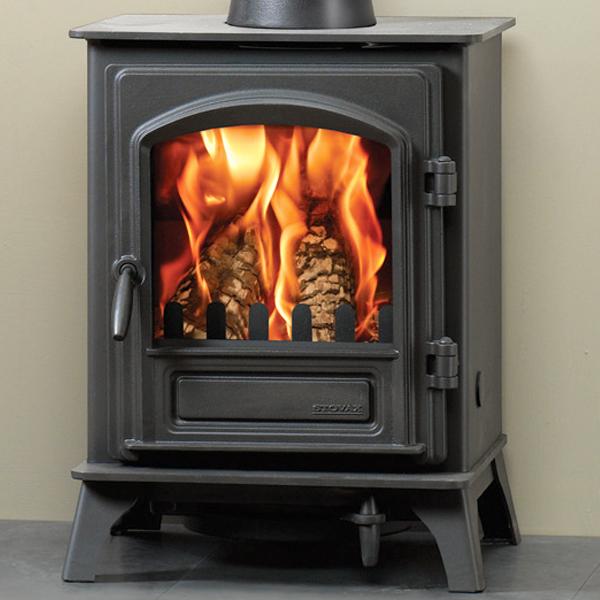 Stovax Riva Plus Small Wood Burning Multifuel Stove