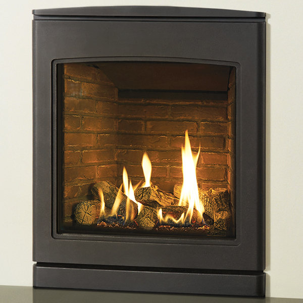 Yeoman Cl 530 Balanced Flue Gas Fire Flames Co Uk
