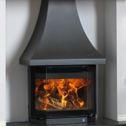 ACR Elmdale Wood Burning Inglenook Stove