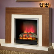 Be Modern Brenton Electric Fireplace Suite