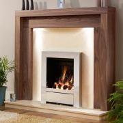 Wooden fireplaces for Contemporary wood fireplace