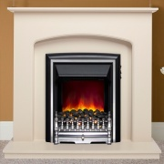 Be Modern Lusso Eco Electric Fireplace Suite
