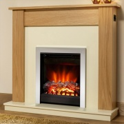 Be Modern Lyndhurst Eco Electric Fireplace Suite
