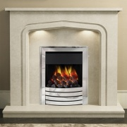 Be Modern 'Plus' Cassola Marble Fireplace