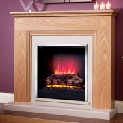 Be Modern Stanton Electric Fireplace Suite