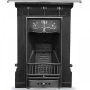 Carron Abbot Cast Iron Combination Fireplace