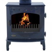 Carron 4.7kW Wood Burning Stove - Enamel Finish