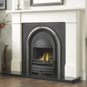 Cast Tec Flat Victorian Fireplace
