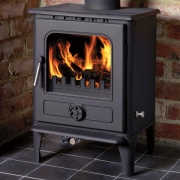 Cast Tec Norvik 5 Wood Burning / Multi-Fuel Stove