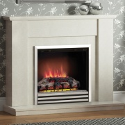 Elgin & Hall Cotsmore Marble Electric Fireplace Suite