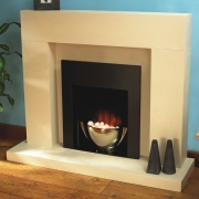 Flamerite Cadenza Electric Fireplace Suite