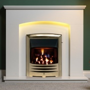 Gallery Cartmel Marble Fireplace Suite