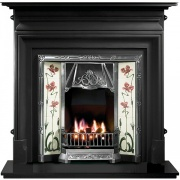 Gallery Palmerston Cast Iron Fireplace (Toulouse)