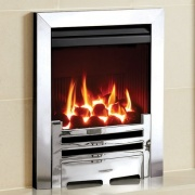Gazco Logic HE Arts Balanced Flue Convector Gas Fire