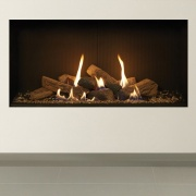 Gazco Riva2 1050 Edge Balanced Flue Gas Fire
