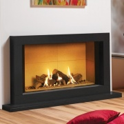 Gazco Riva2 1050 Sorrento Balanced Flue Gas Fireplace