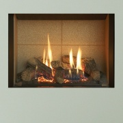 Gazco Riva2 500 Edge Balanced Flue Gas Fire
