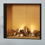 Gazco Riva2 800 Edge Balanced Flue Gas Fire