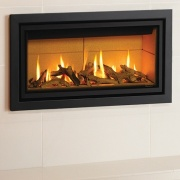 Gazco Studio 1 Profil Gas Fire