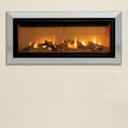 Gazco Studio 2 Bauhaus Gas Fire
