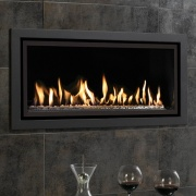 Gazco Studio 2 Profil Gas Fire
