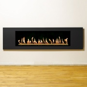 Gazco Studio 3 Steel 2 Gas Fire