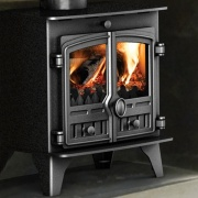 Hunter Compact 5 Wood Burning & Multi-Fuel Stove