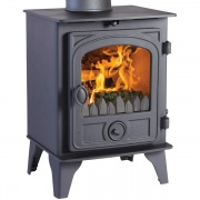 Hunter Hawk 4 Wood Burning & Multi-Fuel Stove