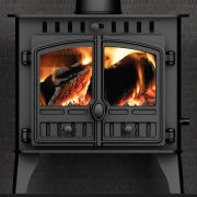 Hunter Herald 5 Slimline Wood Burning & Multi-Fuel Stove