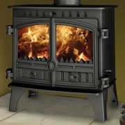Hunter Herald 8 Slimline Wood Burning Stove