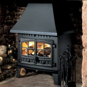 Hunter Herald Inglenook Stove - Low Output