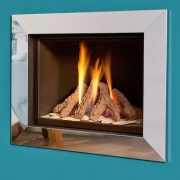 Kinder Celena HE Wall Mounted Gas Fire