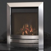 Kinder Revolution Balanced Flue Gas Fire - Fascia Model