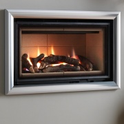 Legend Ethos 750 Landscape Gas Fire