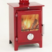 Mendip 5 Wood Burning / Multi-Fuel Stove - Enamel Finish