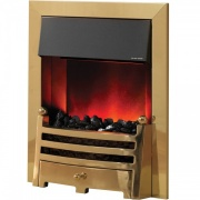 Pureglow Bauhaus Electric Fire