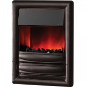 Pureglow Carmen Hole-in-the-Wall Electric Fire