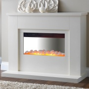 Pureglow Newport Electric Fireplace Suite