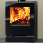 Stovax Riva Vision Small Wood Burning / Multifuel Stove