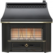 Valor Black Beauty Radiant Outset Gas Fire