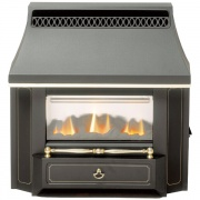 Valor Black Beauty Slimline Outset Gas Fire