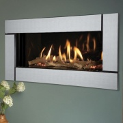Verine Eden HE Balanced Flue Gas Fire