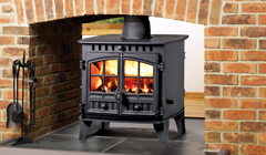 Double Sided Stoves